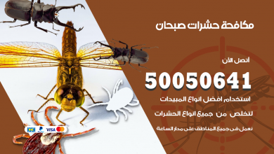 مكافحة حشرات صبحان